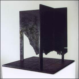 Marc Feulien, Fonte patinée, 1995 40 x 40 x 40 cm mba 1506 Photo : G. Romeo