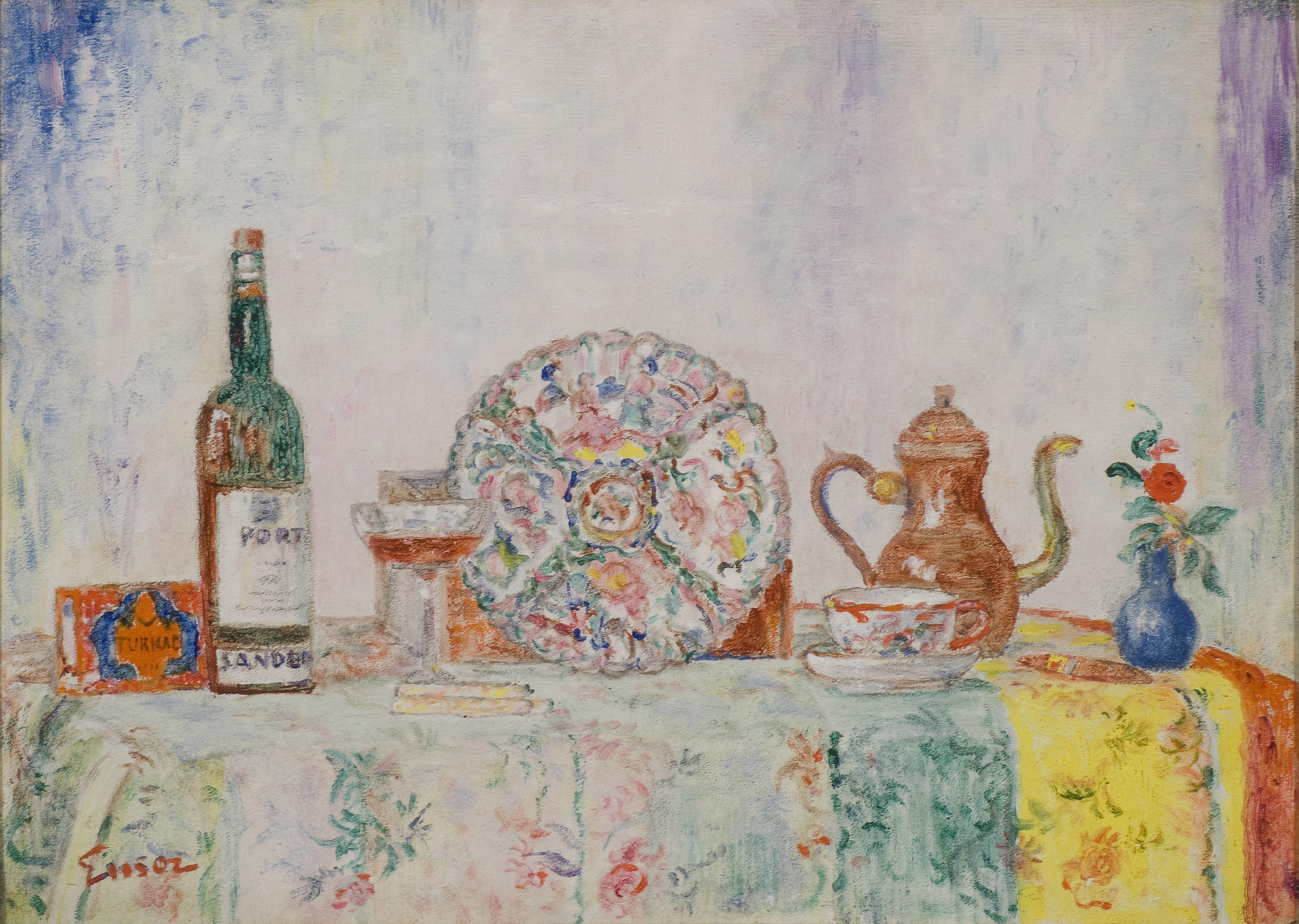 James Ensor, Délicatesses