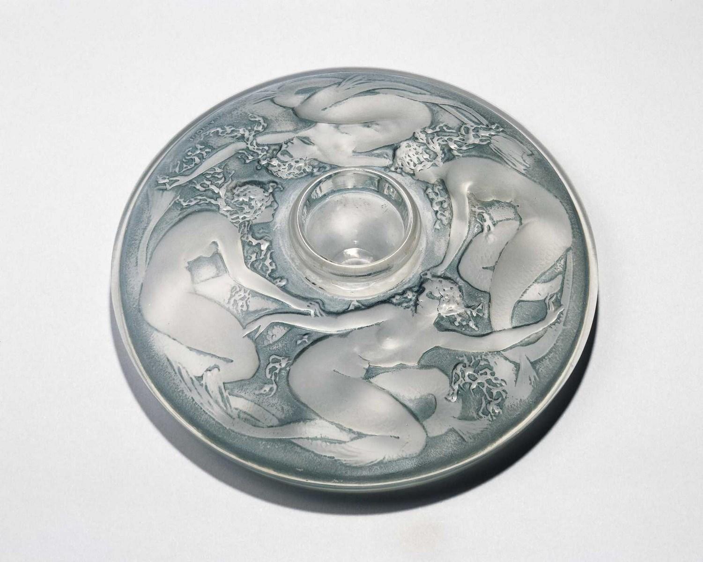 René Lalique Encrier